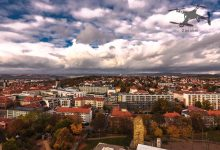 Ein Blick vom Petersberg aus....